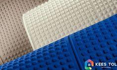 #Foamy #Squares #3D-Wallpaper
