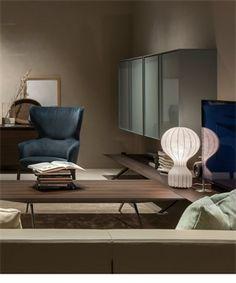 Lamper på tilbud hos AndLight - Se hele det store sortiment! Light Table, A Table, Table Lamps, Apartment Door, Diffused Light, Soft Light, Steel Structure, Lamp Bulb, Lighting Store
