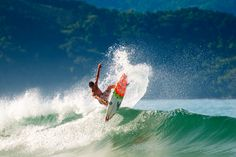 After visiting Gabriel Medina's home break in Brazil, it gave me a pretty good idea how he became so great at surfing.