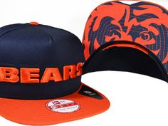 NFL Chicago Bears Snapback 053 9496 only US$8.90