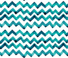 cestlaviv_new teal twostep fabric by cest_la_viv on Spoonflower - custom fabric