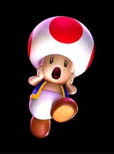 #Toad Luigi 's Mansion : dark moon