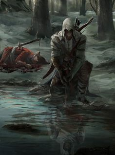 Did anyone else see Altair in the water?!