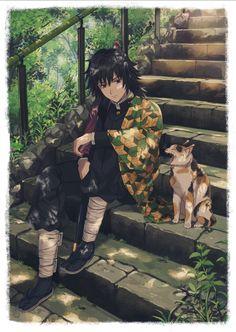 Anime Demon, Manga Anime, Anime Art, Fanarts Anime, Anime Characters, Fictional Characters, Demon Slayer, Slayer Anime, Animation