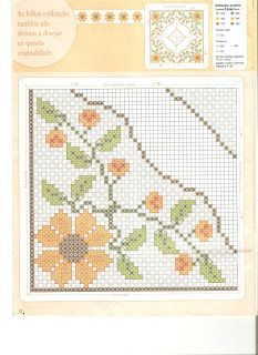 Discover thousands of images about Chicken Scratch, Broderie Suisse, Swiss embroidery, Bordado espanol, Stof veranderen. Swedish Embroidery, Hardanger Embroidery, Diy Embroidery, Cross Stitch Embroidery, Embroidery Patterns, Beaded Cross Stitch, Cross Stitch Borders, Cross Stitch Flowers, Handmade Crafts