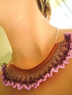 .I would love a necklace like this!! Hint WHB!