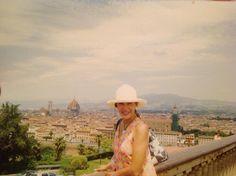 Florencia una de mis ciudades favoritas