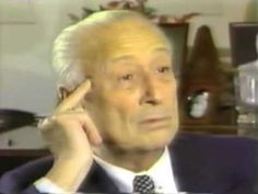 """The Pianist"" hero - Wladyslaw Szpilman Interview by David Ensor Peter J..."