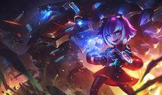 Super Galaxy Annie - League of Legends