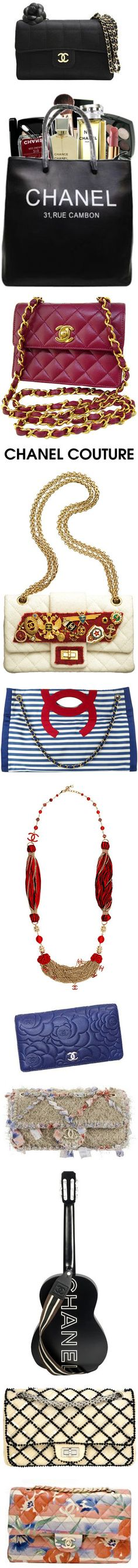 """""""CHANEL PART 1"""" by freebirds ❤ liked on Polyvore"""