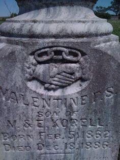 Masonic Gravestone