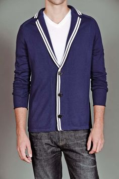3 Button Cardigan / by J.C. Rags.    This one might be cute @Laura Rychalsky