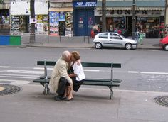 Old Couples Still in Love - My Modern Metropolis