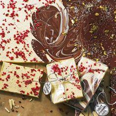 Bunte Schokoladentafeln | BRIGITTE.de