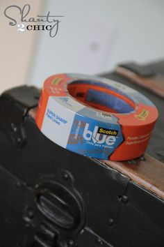 TRIED IT--GREAT!.....Scotch Blue with Edgelock..........Best tape to paint walls and trim