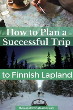 How to Plan a Successful Trip to Finnish Lapland - A complete itinerary to explore the gorgeous Lapland area of Finland including things to do in Finnish Lapland, where to stay, Finland travel tips, how to get to Finnish Lapland, and more! Finland Trip, Finland Travel, Train Travel, Travel Usa, Travel Tips, Travel Essentials, Travel Info, Hawaii Travel, Budget Travel