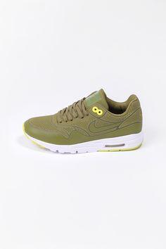 Nike Wmns air max 1 ultra moire - groen | Dames | Schoenen | Shop | Numbernine