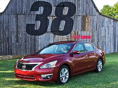 Al Haas: The 2013 Altima has been tweaked with extensive design changes that boost mileage, handling, engine performance, and cabin comfort.