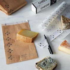 For the cheese lover- a tip from the pros. #cheese #paper #pro #tip #food52 #gifts