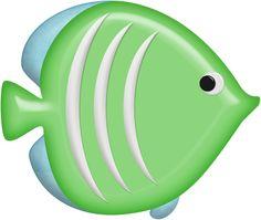 ●•‿✿⁀Ocean Safari‿✿⁀•● Fish Under The Sea, Mermaid Under The Sea, Beach Clipart, Fish Rocks, Doodle People, Fish Quilt, Ocean Crafts, Animal Quilts, Art N Craft
