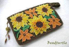 bead embroidery bag - Bead&Button Magazine Community - Forums, Blogs, and Photo Galleries