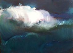 Gabriella Moussette - Art Abstrait/Huile sur toile