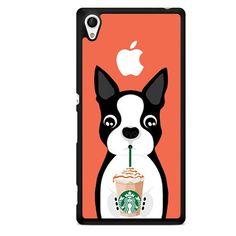 I Love Starbuck TATUM-5474 Sony Phonecase Cover For Xperia Z1, Xperia Z2, Xperia Z3, Xperia Z4, Xperia Z5