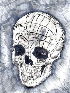 Lü†hårt • Skull Series • 101016