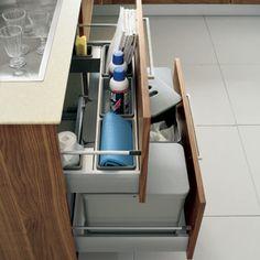 Assembled Sink Drawer