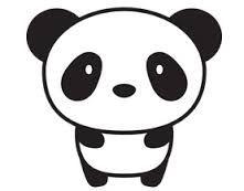 Resultado de imagen para osos pandas dibujos  ideas para la