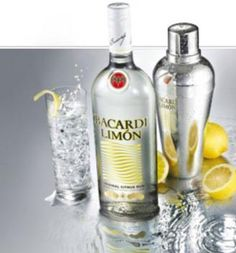 I'm learning all about Bacardi Lemon Rum at @Influenster!