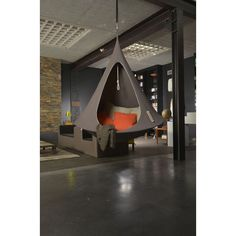 At m, the single Cacoon hanging chair is our most popular size, inside or out - just perfect for a single adult to escape the stresses of the day. Picture yourself hanging out, totally relaxed and. Hanging Tent, Hanging Swing Chair, Swinging Chair, Swing Chair For Bedroom, Cacoon Hammock, Patio Swing, Relax, Modern Bedroom Design, All Modern