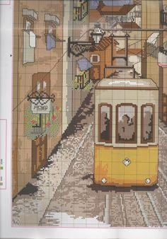 Gallery.ru / Фото #91 - melhor de Portugal em ponto de cruz - Ulrike
