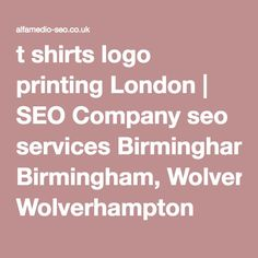 seo services company london