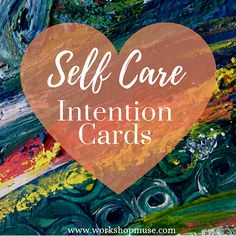 Self Care Intention Cards Creative. A free course to help you identify supports … Self Care Intention Cards Creative. A free course to help you identify supports and artfully bring them into this world! Art Therapy Projects, Therapy Tools, Art Projects, Therapy Ideas, Play Therapy, Mindfulness Courses, Mindfulness Art, Mindfulness Therapy, Counseling Activities