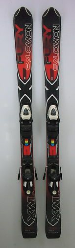Salomon 09-10 X-Wing Fury , my ski- my love <3