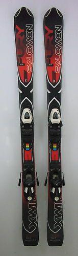Salomon 09-10 X-Wing Fury , my ski- my love <3