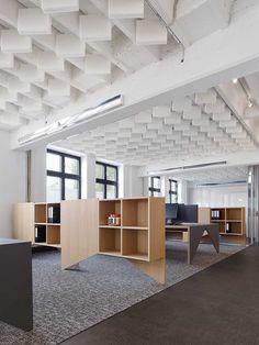 alexander fehre studio / movet dachboden büro, schorndorf