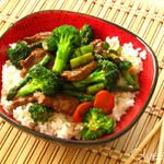 Steak & Vegetable Stir Fry