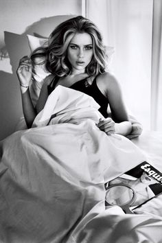 Even heaven knows I am the #1 fan of Scarlett Johansson outside America and I have written more about her than any other Hollywood beauty...