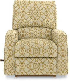 I would love one of these!!! Cole Reclina-Rocker® Recliner in Granite (S959052) to cute!