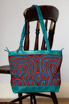 Sac mola colombienne