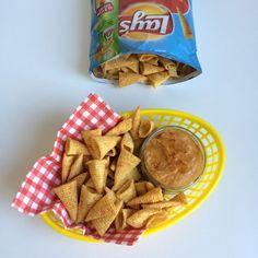 Pittige zoete aardappel dip van Wat eet je dan wel?