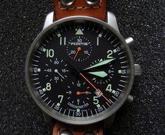 sdc10005.jpg Fortis Flieger Chronograph Chronometer GMT COSC
