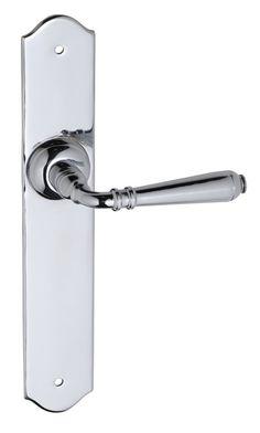 Reims - Chrome Door Handle Range