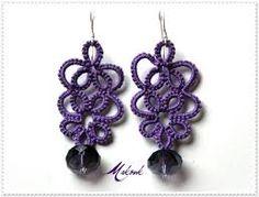 Magic Balls: Patterns for earrings to crochet!