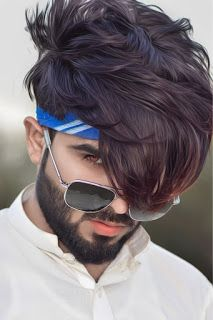 Stylish Handsome Beautiful Boy Most Attractive Best Hairstyles With Beards For Men 2020 Beautiful Beard In 2020 Beard Styles For Boys Boy Hairstyles Gents Hair Style