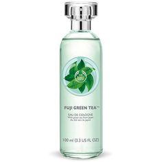 Fuji Green Tea™   Eau de Cologne  Fragrance   The Body Shop   The Body Shop ®