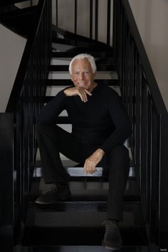 designer ralph lauren cdzd  Giorgio Armani- Fashion Designer of the 1970's-- Known for his  unconstructed blazer and