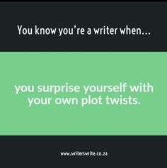 (94) Feed | LinkedIn Your Surprise, Plot Twist, Writing Quotes, Writer, Quotes About Writing, Writers, Authors